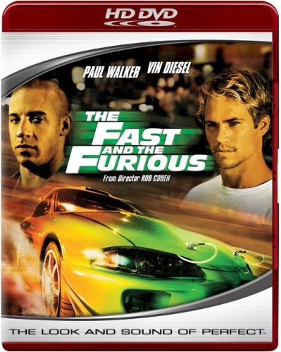 Форсаж /The Fast and the Furious/