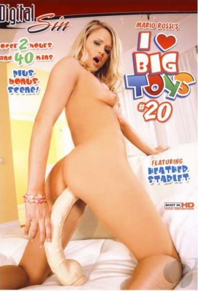 Игрушки порнофильм большие я люблю