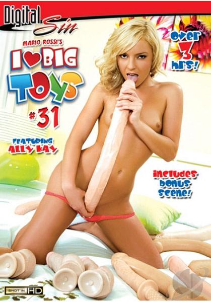 Порнофильм я люблю большие игрушки