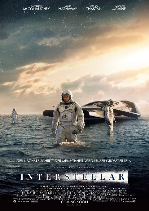 Интерстеллар /Interstellar/