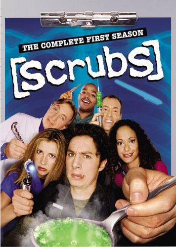 Клиника (Сезон 1) /Scrubs (Season 1)/