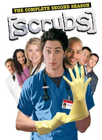Клиника (Сезон 2) /Scrubs (Season 2)/