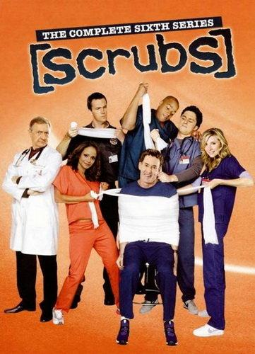 Клиника (Сезон 6) /Scrubs (Season 6)/
