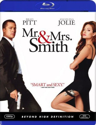 Мистер и миссис Смит /Mr. & Mrs. Smith/