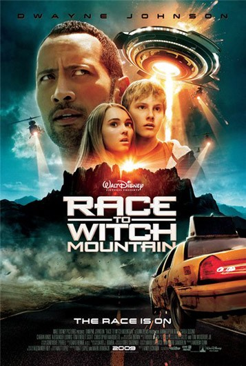 Ведьмина гора /Race to Witch Mountain/